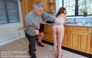 Firm Hand Spanking - Busted Burglars - E - image 16