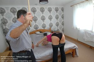 Firm Hand Spanking - Military Blogger - J - image 8