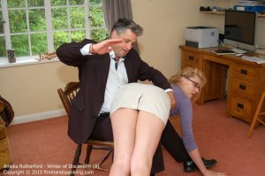 Firm Hand Spanking - Winter Of Discontent - A - image 9