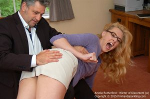 Firm Hand Spanking - Winter Of Discontent - A - image 10