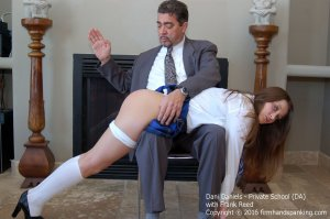 Firm Hand Spanking - Private School - Da - image 7
