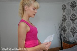 Firm Hand Spanking - Military Blogger - J - image 14