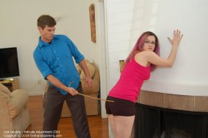 Firm Hand Spanking - Attitude Adjustment - Dh - image 9