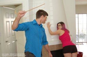 Firm Hand Spanking - Attitude Adjustment - Dh - image 2