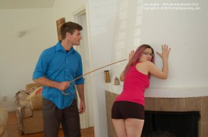 Firm Hand Spanking - Attitude Adjustment - Dh - image 16