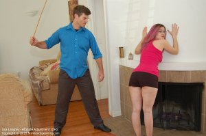 Firm Hand Spanking - Attitude Adjustment - Dh - image 1