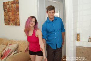 Firm Hand Spanking - Attitude Adjustment - Dh - image 8