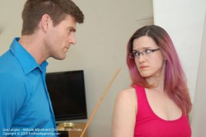 Firm Hand Spanking - Attitude Adjustment - Dh - image 13