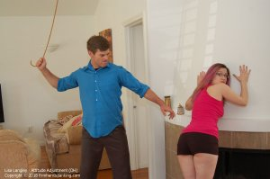 Firm Hand Spanking - Attitude Adjustment - Dh - image 12