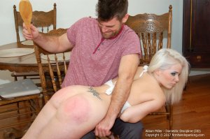 Firm Hand Spanking - Domestic Discipline - Dd - image 2