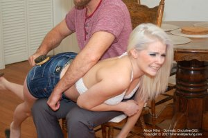 Firm Hand Spanking - Domestic Discipline - Dd - image 5