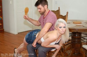 Firm Hand Spanking - Domestic Discipline - Dd - image 7