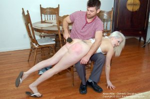 Firm Hand Spanking - Domestic Discipline - Dd - image 9