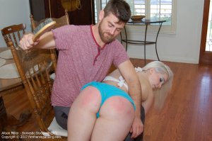 Firm Hand Spanking - Domestic Discipline - Dd - image 6