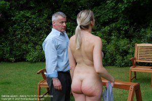 Firm Hand Spanking - Asking For It - Fc - image 6