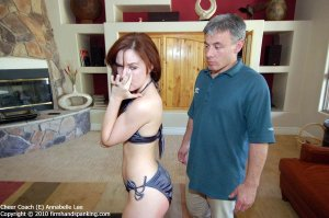 Firm Hand Spanking - Cheer Coach - E - image 2
