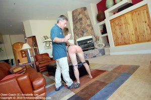 Firm Hand Spanking - Cheer Coach - E - image 14