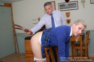 Firm Hand Spanking - Asking For It - Ed - image 1