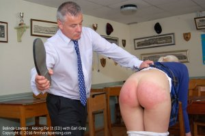 Firm Hand Spanking - Asking For It - Ed - image 4