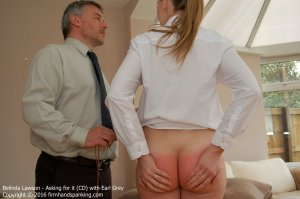 Firm Hand Spanking - Asking For It - Cd - image 10