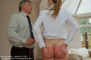 Firm Hand Spanking - Asking For It - Cd - image 8