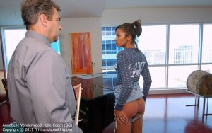 Firm Hand Spanking - Life Coach - Bg - image 1