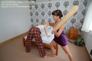 Firm Hand Spanking - Military Training - Ba - image 9