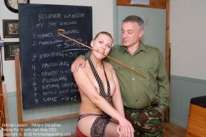 Firm Hand Spanking - Military Discipline - Dj - image 1