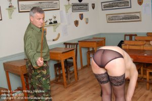 Firm Hand Spanking - Military Discipline - Dj - image 14