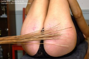 Firm Hand Spanking - Asking For It - G - image 2