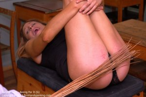 Firm Hand Spanking - Asking For It - G - image 4