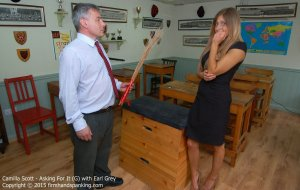 Firm Hand Spanking - Asking For It - G - image 11
