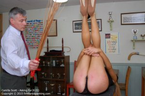 Firm Hand Spanking - Asking For It - G - image 7