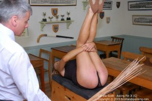 Firm Hand Spanking - Asking For It - G - image 12