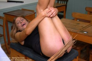 Firm Hand Spanking - Asking For It - G - image 5