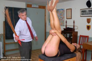 Firm Hand Spanking - Asking For It - G - image 14