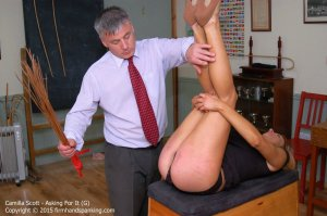 Firm Hand Spanking - Asking For It - G - image 8