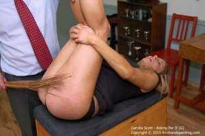 Firm Hand Spanking - Asking For It - G - image 15