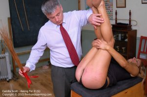 Firm Hand Spanking - Asking For It - G - image 16
