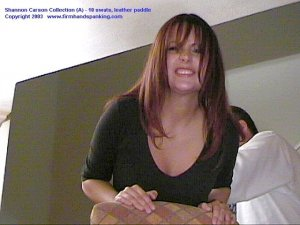 Firm Hand Spanking - 06.03.2003 - Bare Bottom Paddling - image 18