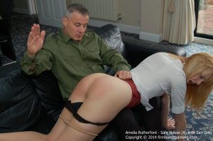 Firm Hand Spanking - Safe House - A - image 14