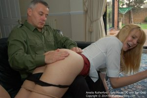 Firm Hand Spanking - Safe House - A - image 9
