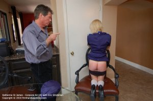 Firm Hand Spanking - Corporal Air - A - image 1