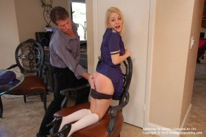Firm Hand Spanking - Corporal Air - A - image 8