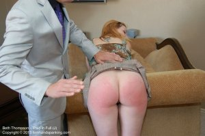 Firm Hand Spanking - Paid In Full - J - image 1