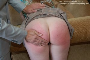 Firm Hand Spanking - Paid In Full - J - image 4