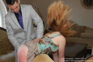 Firm Hand Spanking - Paid In Full - J - image 14