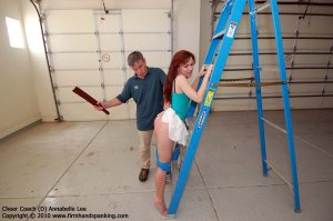 Firm Hand Spanking - Cheer Coach - D - image 6
