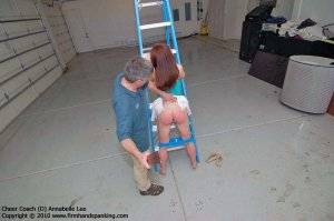 Firm Hand Spanking - Cheer Coach - D - image 3