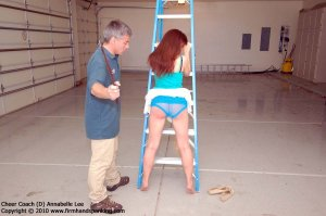 Firm Hand Spanking - Cheer Coach - D - image 8